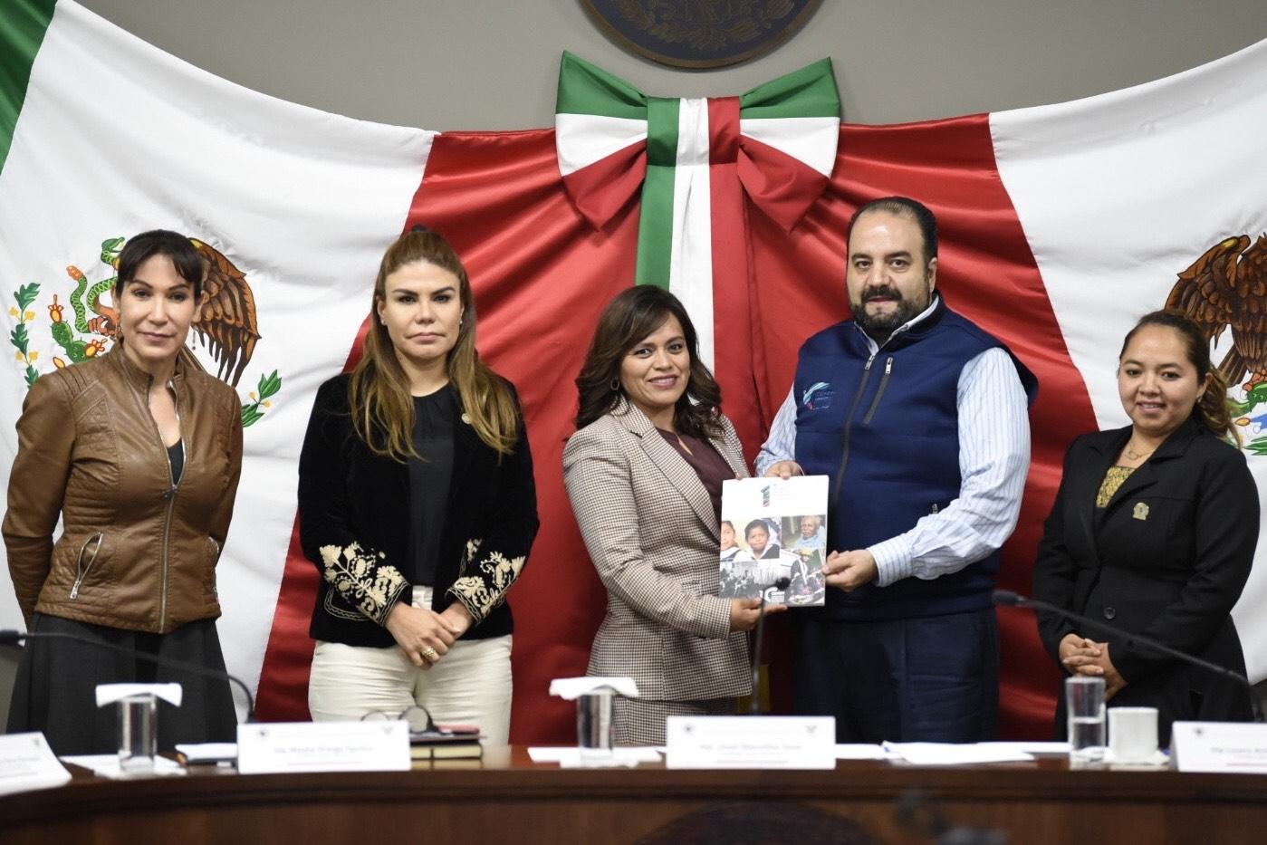 PRESENTA OMBUDSPERSON ALEJANDRO HABIB NICOLÁS PRIMER INFORME ANUAL DE ACTIVIDADES