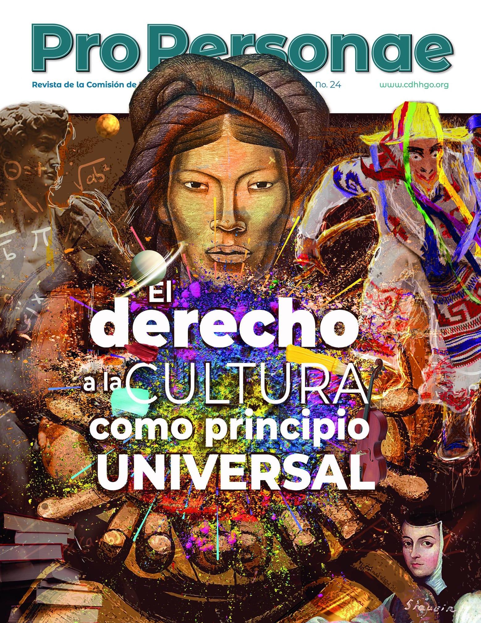 PROMUEVE CDHEH EL DERECHO DE LA CULTURA COMO PRINCIPIO UNIVERSAL